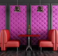 Мягкие стеновые панели: преимущества отделки, выбор материалов