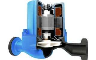 Устанавливаем циркуляционный насос в систему отопления