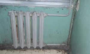 Как очистить батарею от старой краски?
