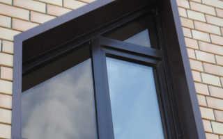 Металлические Откосы На Окнах Наружные