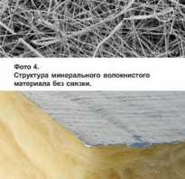 Насколько опасная минеральная вата
