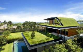 Экологичный каркасный дом из чего строится