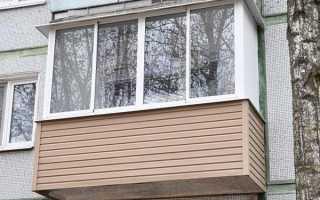 Отделка балкона сайдингом своими руками: пошаговая инструкция