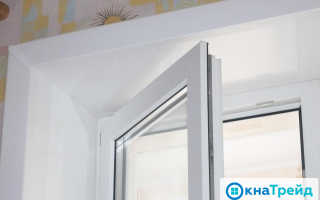 Уголки для откосов пластиковых окон с защелкой