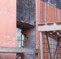 Как крепить к стене пенополистирол для утепления стен