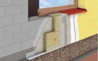 Толщина утеплителя для стен: порядок проведения расчета