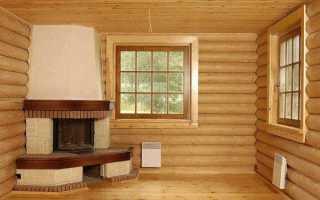 Отделка окон в деревянном доме: монтаж откосов и подоконников