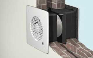 Как сделать вентиляционное отверстие в стене?