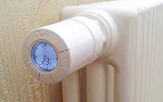 Как подключить терморегулятор для батарей отопления — порядок монтажа