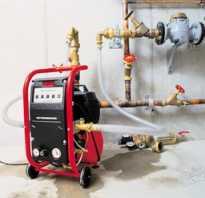 Как осуществляется промывка отопления в многоквартирном доме?