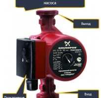 Как запустить циркуляционный насос отопления?