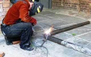 Сварка труб систем отопления: способы сварки, этапы работы