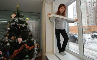 Как утеплить подоконник окна своими руками