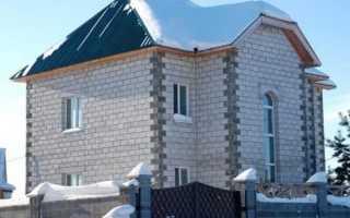 Утепление дома из газобетона: чем утепляют, снаружи и внутри