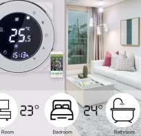 Настройка газового котла:температура, мощность