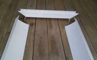 Околооконная планка сайдинга соединение, монтаж: приоконная планка для сайдинга
