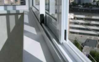 Как собрать алюминиевое раздвижное окно