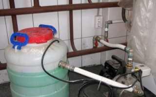 Можно ли использовать незамерзайку в системе отопления?