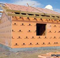 Стеновой утеплитель для каркасного дома