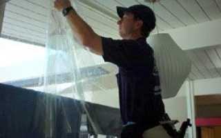 Замена стекла в пластиковом окне недорого — Домашние мастера