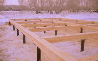 Стоит ли утеплять пол в деревянном доме?