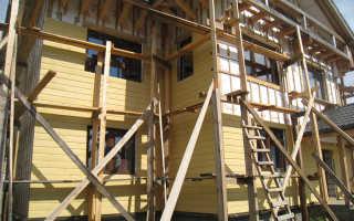 9 Основных материалов для утепления деревянного дома снаружи