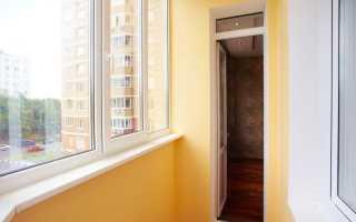 Какие обои можно клеить на балконе?