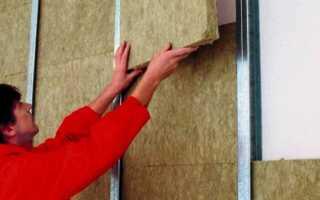 Как клеить шумоизоляцию стен и потолка в квартире