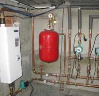 Гидроаккумулятор для отопления, монтаж