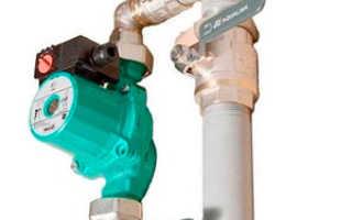Циркуляционный насос для отопления: инструкция, ремонт, бытовые, установка, схема