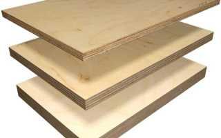 Чем клеить фанеру к бетонному полу