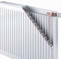 Как правильно подключить панельный радиатор отопления?