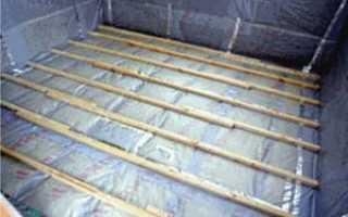 Какой стороной уложить пароизоляцию к утеплителю на стену