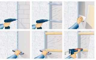 Как правильно крепить стеновые панели к стене?