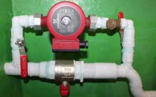 Должен ли греться циркуляционный насос на отоплении