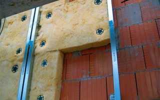 Какой утеплитель использовать под гипсокартон: сравнение материалов