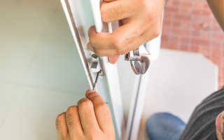 Как правильно разобрать металлическую дверь?