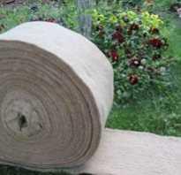 Натуральные утеплители для деревянного дома