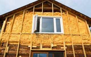 Нужно ли утеплять дом из клееного бруса?
