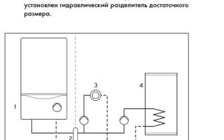 Зачем нужна гидрострелка в системе отопления?
