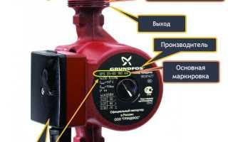 Как определить какой насос нужен для отопления?