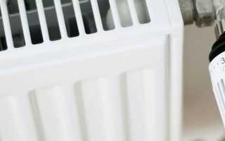 Когда лучше менять батареи отопления?