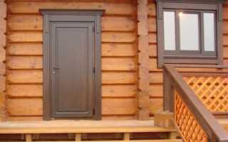 Как правильно установить входную металлическую дверь?