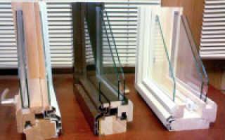 Что такое двухкамерные и трехкамерные окна?