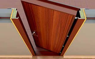 Как правильно произвести звукоизоляцию межкомнатных дверей своими руками?