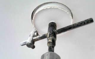 Как самостоятельно сделать отверстие под вытяжку большого диаметра