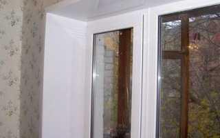 Пластиковые панели для откосов дверей