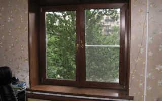 Откосы для деревянных окон — Строительный Портал