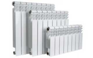 Какие прокладки в алюминиевых радиаторах отопления?