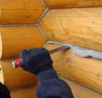 Нужно ли утеплять бревенчатый дом?